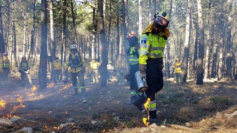 El gobierno regional refuerza la lucha contra incendios hasta situarla por delante de la sanidad y la educación