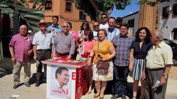 EL PSOE PIDE EL VOTO PARA DUPLICAR LA INVERSIÓN EN INVESTIGACIÓN Y DESARROLLO