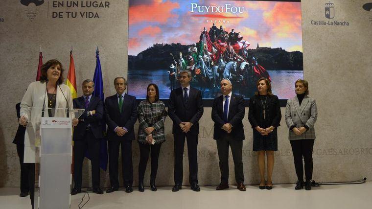 Puy du Fou se presenta en FITUR con el objetivo de incrementar los datos récord de turismo
