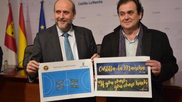 El Gobierno de Castilla-La Mancha acuerda un nuevo patrocinio con el Balonmano Liberbank Cuenca para sus partidos de competición europea