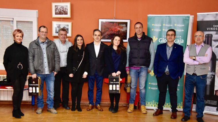 'Casa Gualda' entrega los premios de su II Certamen Fotográfico 'Vino y Vendimia', con Globalcaja como principal colaborador