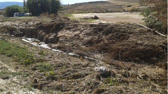 La Confederación Hidrográfica del Tajo invertirá 200.000 euros en varios municipios afectados por las tormentas del pasado otoño