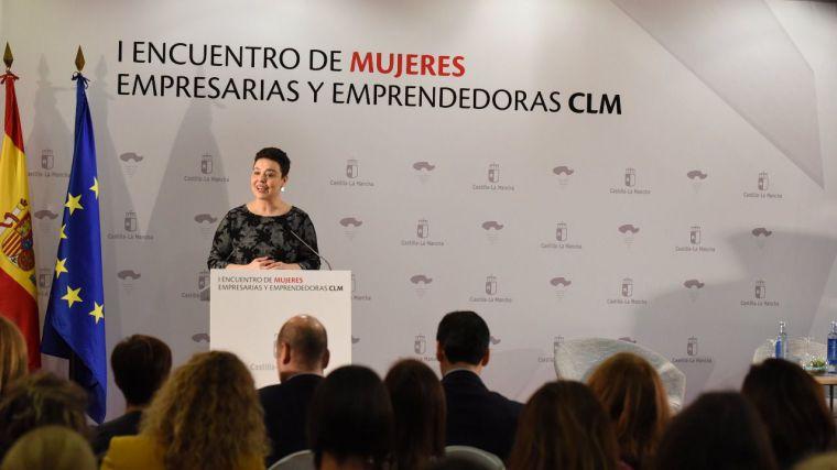 Cerca de 200 participantes se dan cita en el I Encuentro de Mujeres Empresarias y Emprendedoras organizado por el Gobierno regional
