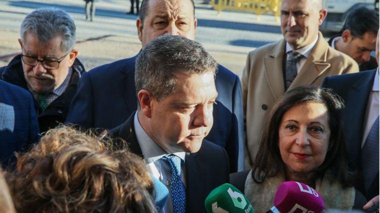 Crónica sobre los días frenéticos que pusieron a Cataluña en el centro del debate electoral de Castilla-La Mancha