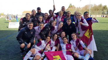 Las selecciones Sub-15 y Sub-17 femeninas de Castilla-La Mancha representan a la región en el Campeonato de España