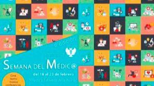Cine, debates, pintura, historia, música y cocina saludable en la II Semana del Médico del COM Toledo