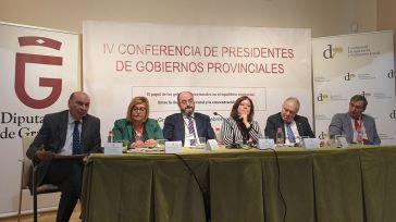 """Latre apuesta por las diputaciones para generar """"oportunidades de desarrollo en el medio rural"""""""
