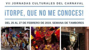 Herencia celebra las VII Jornadas Culturales del Carnaval