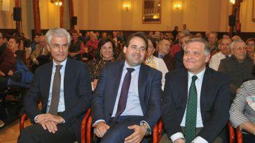 Núñez reconoce el compromiso de los concejales y alcaldes del PP de Ciudad Real para mejorar la vida de sus vecinos