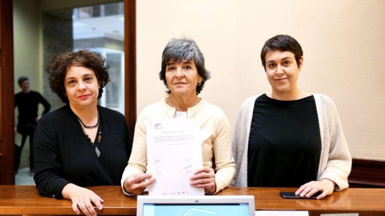 Unidos Podemos reivindica en el Congreso un tren de calidad en Castilla-La Mancha y Extremadura