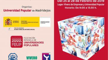 La Universidad Popular de Madridejos organiza una jornada sobre integración en el mundo laboral para las mujeres