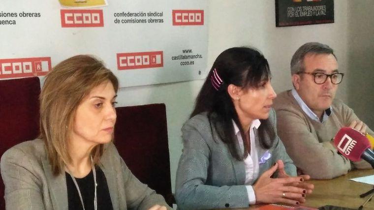 """CCOO denuncia """"fraude, abusos y precariedad laboral generalizados en el sector del ajo en CLM"""""""