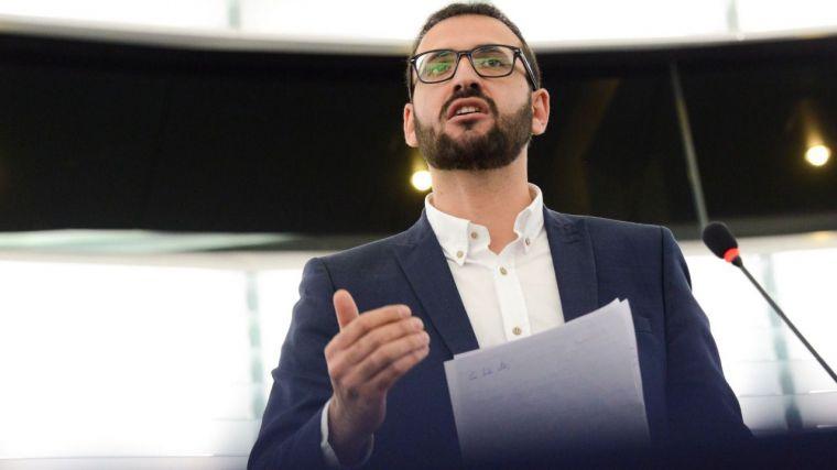 Sergio Gutiérrez urge a la Comisión Europea a realizar una investigación sobre el posible abuso laboral de trabajadores españoles en Holanda