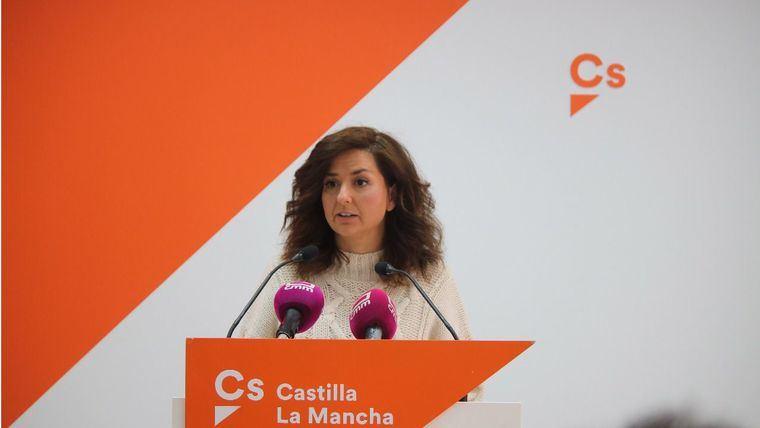 Orlena de Miguel anuncia su paso al lado y Carmen Picazo su paso al frente en la candidatura de Ciudadanos a la Junta
