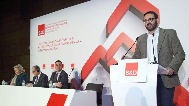El PSOE propone un pacto nacional y otro regional para defender los intereses agrícolas de España y de CLM en la PAC