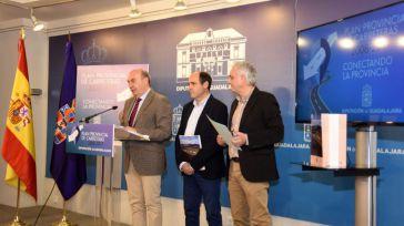 Latre anuncia la finalización del Plan de Carreteras de la Diputación con más de 100 millones de euros de inversión