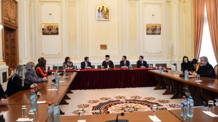 El presidente de Castilla-La Mancha ofrece la colaboración y cooperación del Gobierno regional a la Iglesia Ortodoxa rumana