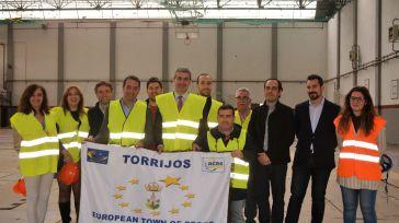 Torrijos repara el pabellón deportivo con la financiación de la Diputación de Toledo