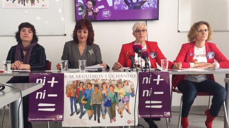 CCOO y UGT convocan huelga general de 24 horas en toda la JCCM para exigir igualdad real en la administración autonómica
