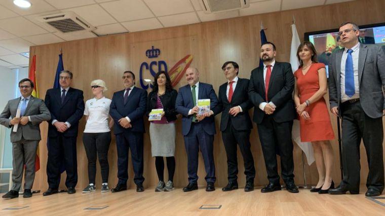 Castilla-La Mancha, protagonista en la presentación del Libro Blanco sobre el Análisis del Deporte para Personas con Discapacidad en España