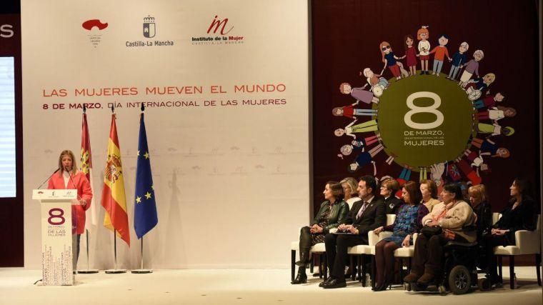 La ciudad de Guadalajara acoge mañana el acto institucional del Día Internacional de las Mujeres