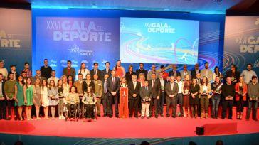 Álvaro Gutiérrez agradece los valores que los deportistas toledanos nos aportan para mejorar como personas