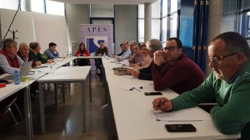 APES elabora un plan de trabajo para 2019 con el foco puesto en el II Congreso de Eficiencia Energética