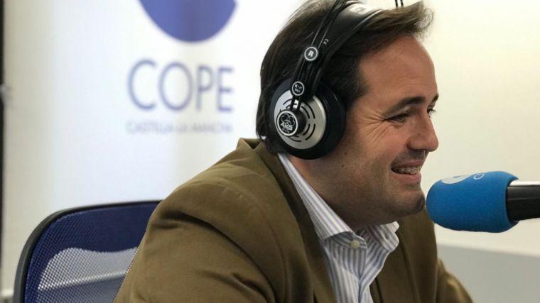 Núñez reta a Page a mantener un debate cara a cara para hablar de la situación actual y del futuro de Castilla-La Mancha