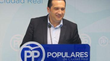 """Antonio Lucas-Torres: """"Hemos sido y somos un gobierno fuerte, fiable, con capacidad de negociar y de innovar"""""""