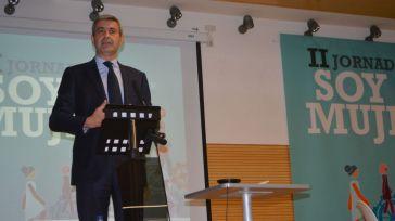 Álvaro Gutiérrez: 'Tenemos el reto de acelerar el avance hacia la igualdad entre hombres y mujeres'