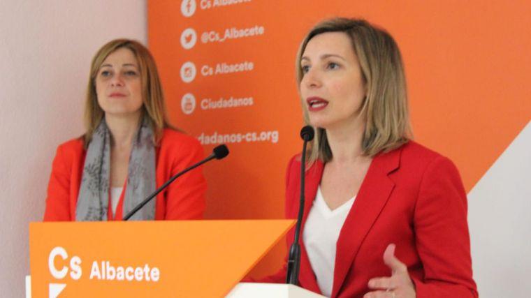 """María Dolores Arteaga (C's): """"Albacete merece una mayor y mejor representación en el Congreso de los Diputados"""""""