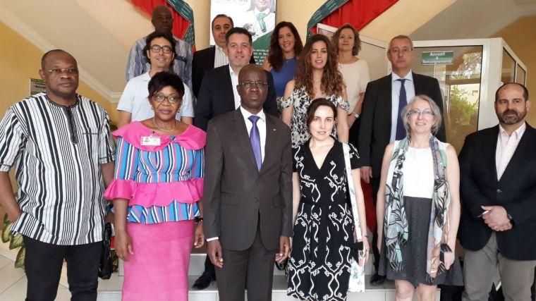 Siete empresas del sector industrial de Castilla-La Mancha se aventuran en una misión comercial en Burkina Faso