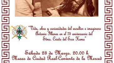 La Hermandad Eccce Homo (Pilatos) de Ciudad Real organiza una exposición fotográfica y una conferencia