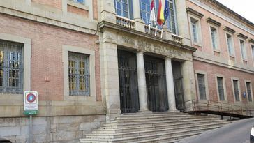 Sede de la Consejería de Hacienda y Administraciones Públicas.