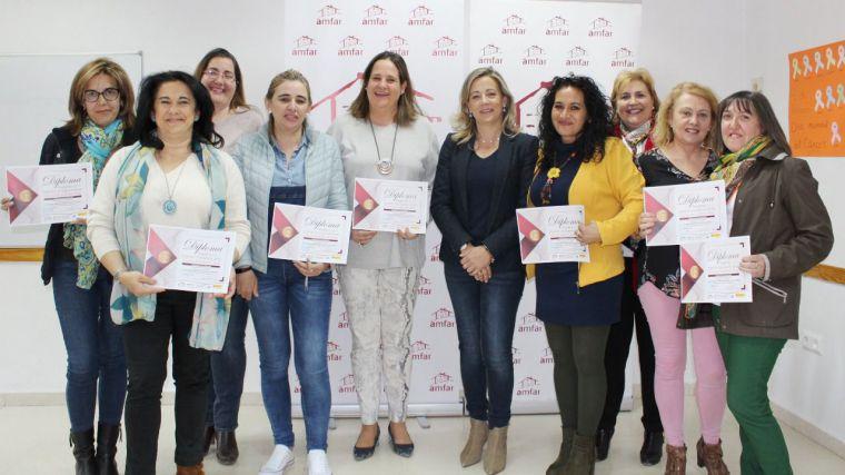 AMFAR encuentra en las cooperativas una salida laboral para las mujeres rurales