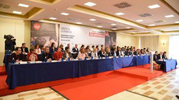 Comité regional del PSCM-PSOE.