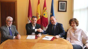 La Fundación Globalcaja firma un convenio para desarrollar el proyecto 'Programación cultural 2019' en Albacete