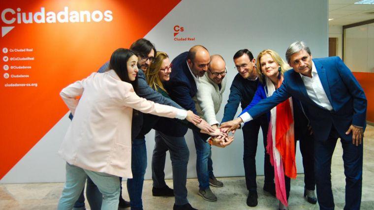 Francisco Fernández-Bravo y Rafael López, candidatos al Congreso y al Senado por la provincia de Ciudad Real