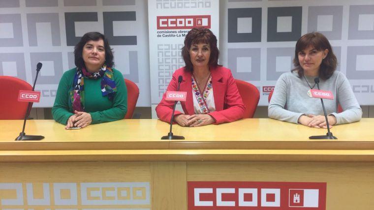 """CCOO reclama a los partidos que concurren a las elecciones del 26M un """"compromiso firme con el servicio público y con el empleo público en la JCCM y en las corporaciones locales de la región"""""""