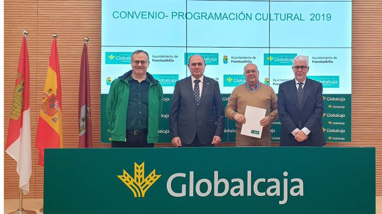 La Fundación Globalcaja Albacete y Fuentealbilla, unidos por la cultura