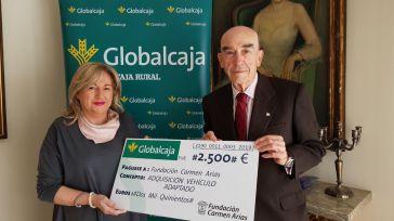 Globalcaja brinda su apoyo a la Fundación 'Carmen Arias'