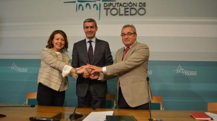 La Diputación de Toledo destina 500.000 euros en 2019 a combatir la pobreza infantil en la provincia