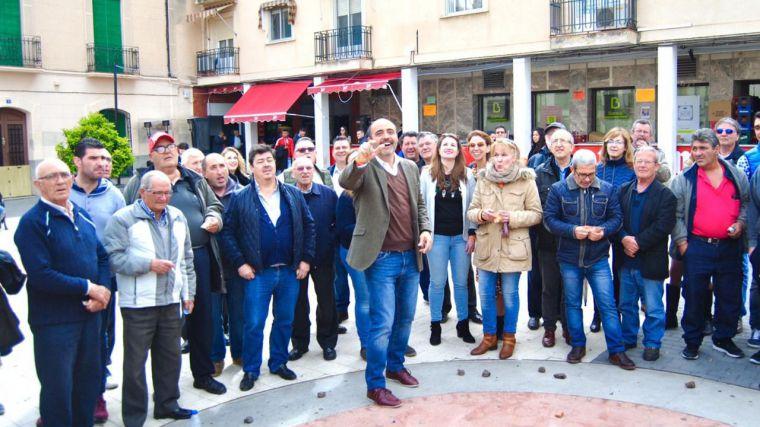 Ciudadanos se centra en Ciudad Real en el apoyo al mundo rural