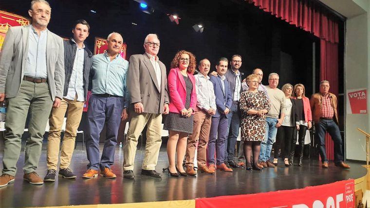 El PSOE se compromete a incrementar los efectivos de Guardia Civil y Policía