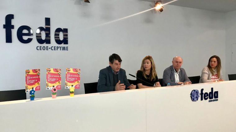 """""""La primavera el comercio altera"""" en Albacete"""