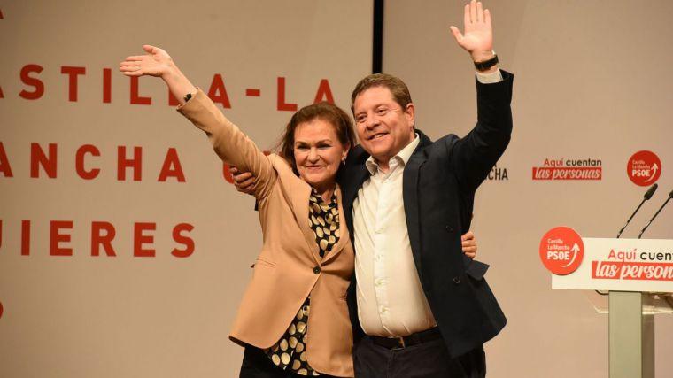 García-Page se compromete a crear otros 100.000 puestos de trabajo en la próxima legislatura
