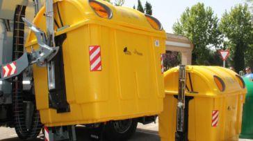 Huelga indefinida de recogida de basuras en 194 municipios de Toledo