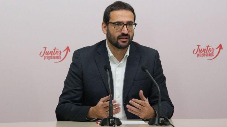 Sergio Gutiérrez afirma que la inmensa mayoría de los ciudadanos de CLM están contentos con la gestión del presidente regional