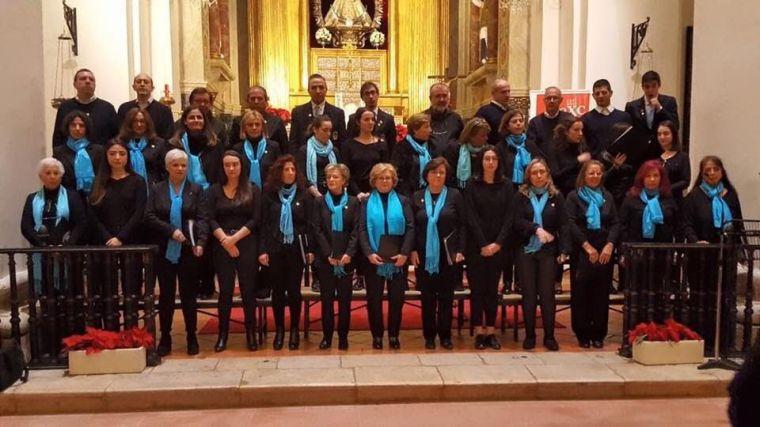 El coro de la Fundación Musical Manuel de Falla ofrece mañana un concierto en Santa María de Melque