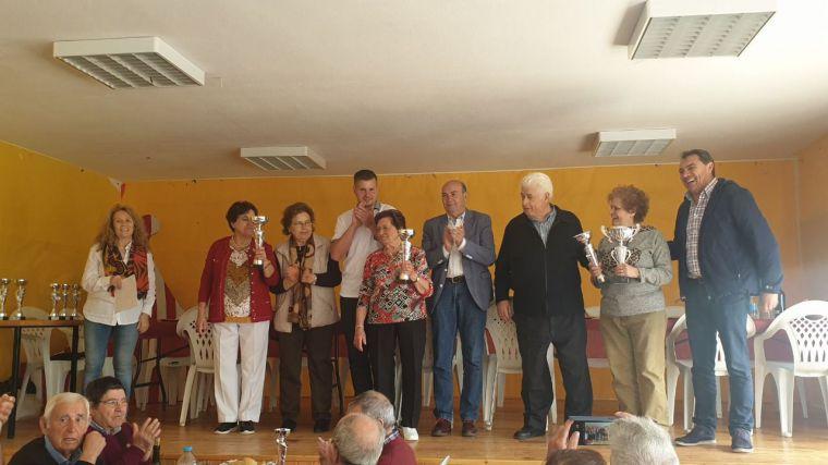 Latre felicita a los ganadores y participantes de la XIX edición de los Bolos Billa de la Diputación de Guadalajara y la Federación de Jubilados